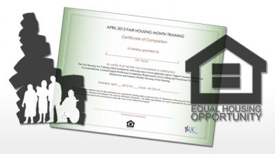 April 2012 Fair Housing Month Training Materials